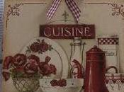 Tabla cocina para regalo