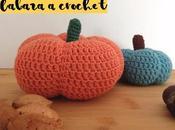 Cómo hacer calabaza crochet