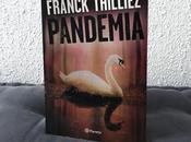 'Pandemia' (Franck Sharko Franck Thilliez