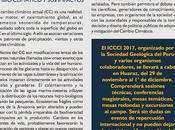 #Montañas: Congreso Internacional Cambio Climático Impactos Huaraz 29-30Nov 01Dic.