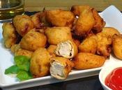 Buñuelos pollo, súper fáciles riquísimos