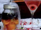 Cocktails para Halloween.
