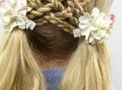 Descarga fotos peinados para cabello largo niña faciles