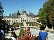 Jardines palacio real granja ildefonso (segovia)
