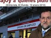 Cataluña tapa paro