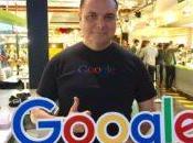 Todo aprendí reciente visita sede Google