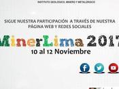 VIDEO: Ingemmet Perú participará nuestra Feria Minerales Lima #MinerLima2017