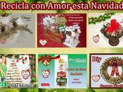 COLABORATIVO. Recicla Amor esta Navidad canales unidos amor Reciclaje