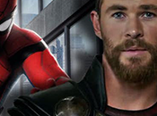 Chris Hemsworth desea Thor junto Spider-Man
