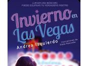 Reseña: Invierno Vegas- Andrea Izquierdo