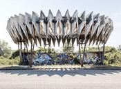 paradas autobús: ¿elementos urbanos elementos arte?