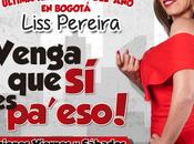 Liss pereira Bogotá: VENGA ESO!