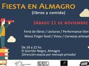 Eventos Fiesta Almagro (libros comida)