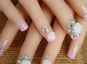 Cuatro diseños decoracion para uñas acrilico modernos