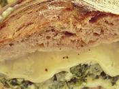 relleno vegetales quesos
