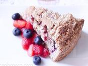 Coffee cake integral frutos rojos [aig 2017]