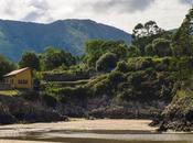 Pría perro: Bufones, playa Guadamía, ruta puente medieval dónde comer.