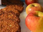 Galletas manzana avena