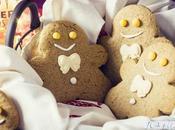 Muñecos Jengibre. Receta Galletas Navidad