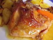 Pollo express sopa cebolla