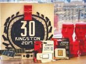 Kingston Technology celebra años brindándole mundo soluciones tecnológicas calidad