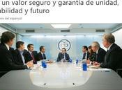 2112, soliloquio alucinatorio gobierno Rajoy
