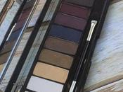 Shadow Palette Smoky Flormar Review Swatches