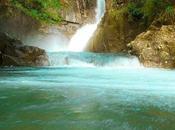 Cascada jagüatta, Chiriquí, Panamá