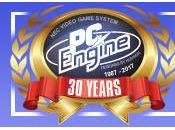 Estamos celebración: años PC-Engine!