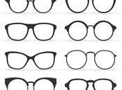 Plantillas dibujos lentes para imprimir recortar