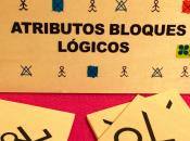 Juegos Infantiles: Juego Didáctico Atributos Bloques Lógicos