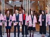 Embajadores Uniqlo, inauguración