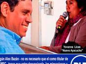 Asombroso: ALCALDE ALEX BAZÁN COMPLICA INVASIONES TRÁFICO TIERRAS CAÑETE…