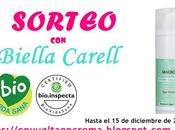 Sorteo Biella Carell (Hasta diciembre)