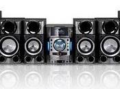 Electronics presenta Minicomponente KSM1506 mayor potencia mercado mejor tecnología audio