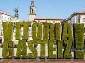 ¿Qué Vitoria Gasteiz día? Murales, monumentos cultura