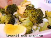 Brocoli bacalao
