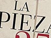 Pieza Operación Salvar Infanta Pilar Urbano