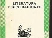 Literatura generaciones