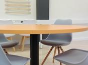 Sillas diseño también oficinas espacios públicos
