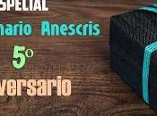 Resumen Cuestionario Anescris Aniversario. Primera Parte