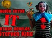 Relación entre (Eso) otras novelas Stephen King