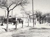 Paseo Muelle Estación Talavera Reina, 1945