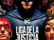 "Liga Justicia"" llegado"