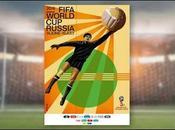 Mundial Fútbol Rusia 2018: presentación póster oficial
