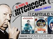 "Podcast Perfil Hitchcock"": 4x10: patriotas, nave monstruos huevo serpiente."