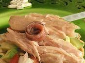 Tartaletas ventresca bonito anchoas