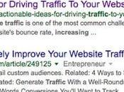 Cambio significativo SERP: Google extiende longitud títulos descripciones