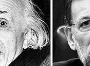 Albert Einstein Mariano Rajoy