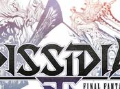 Intro cinemática Dissidia Final Fantasy